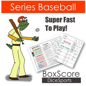 Series Baseball - Feature Image